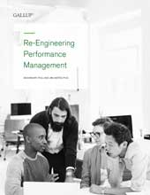 Re-engineering Performance Management