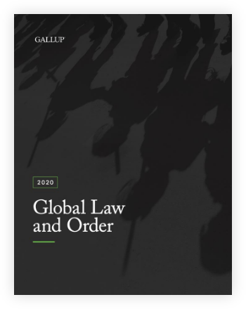 Cover of 2020 Global Law and Order Report
