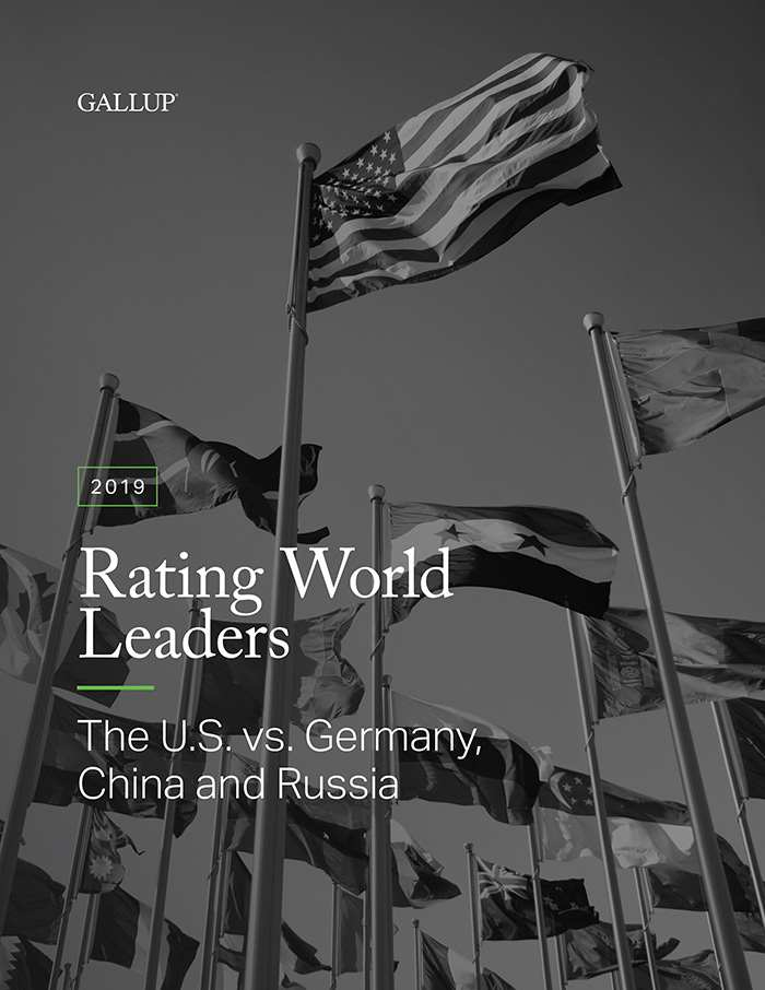 Rating World Leaders. The U.S. vs. Germany, China and Russia