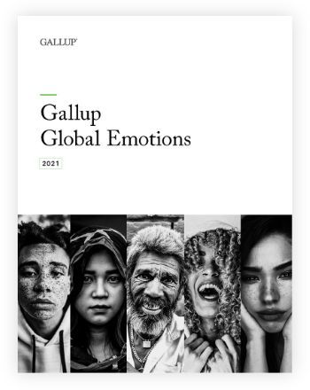 Cover of 2021 Global Emotions Report