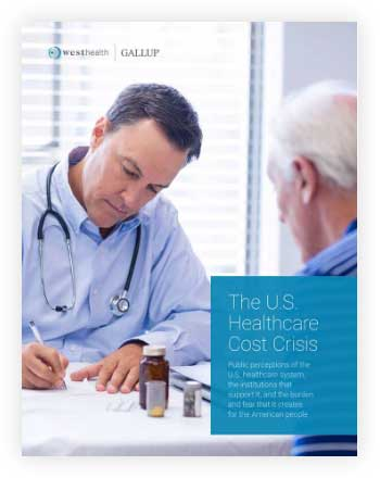 Cover of The U.S. Healthcare Cost Crisis