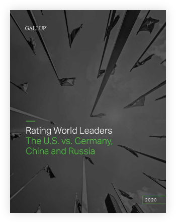 Cover of 2020 Rating World Leaders Report