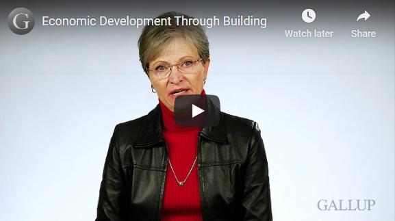 Play video: Economic Development Through Building