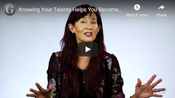 Play video: Knowing Your Talents Helps You Become a Builder