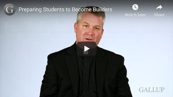 Play video: Preparing Students to Become Builders