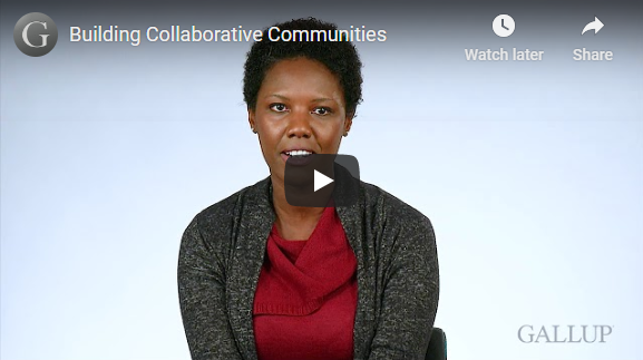 Play video: Building Collaborative Communities