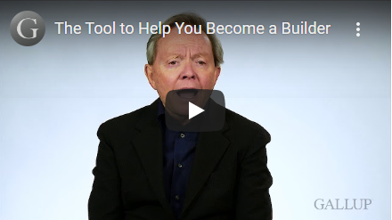 Play video: The Tool to help You Become a Builder