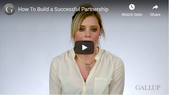 Play video: How To Build a Successful Partnership