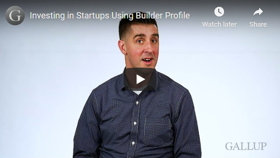 Play video: Investing in Startups Using Builder Profile