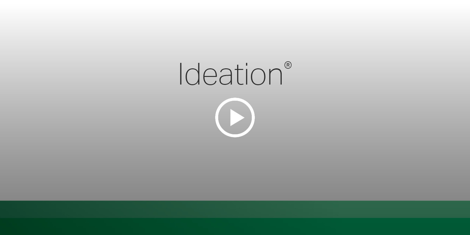 Play video: Ideation - Learn more about your innate talents from Gallup's Clifton StrengthsFinder!