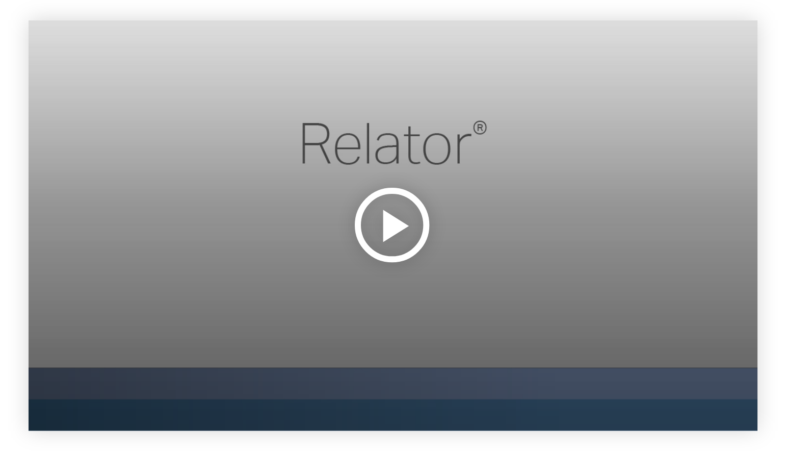 Play video: Relator - Learn more about your innate talents from Gallup's Clifton StrengthsFinder!