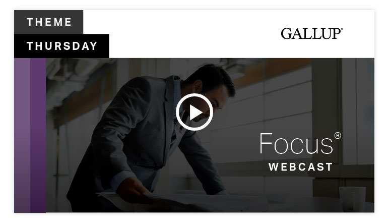 Play video 2: Focus Theme | CliftonStrengths