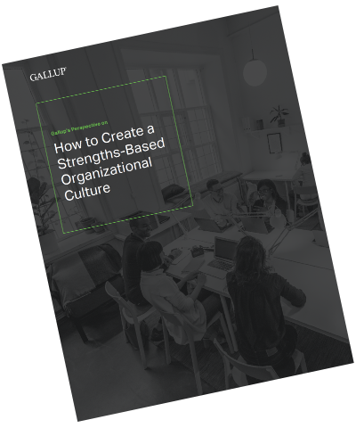 How to Create a Strengths-Based Organizational Culture