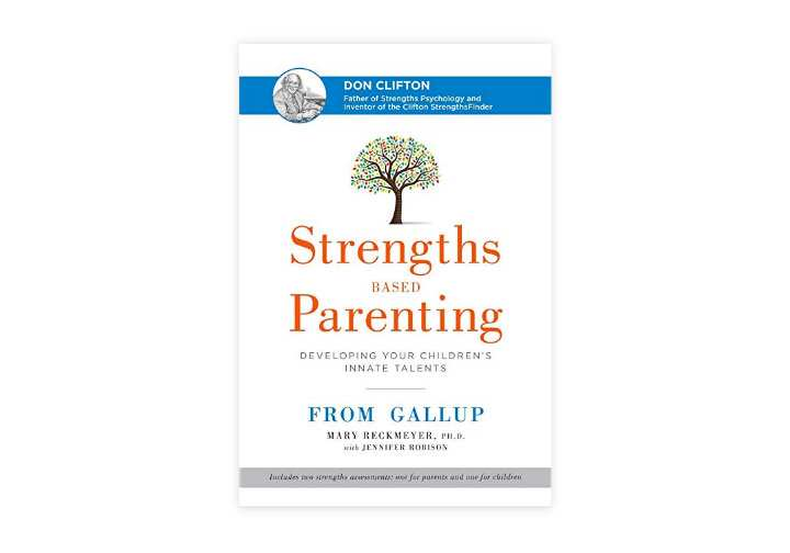 Book: Strengths Based Parenting