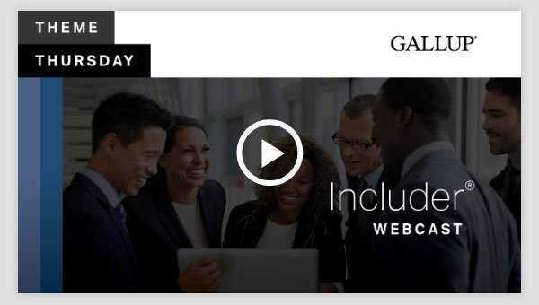 Play video about the Includer CliftonStrengths Theme