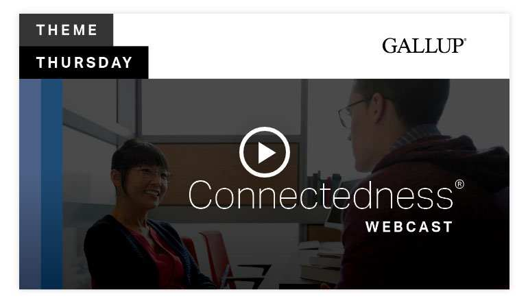 Play video 2:Connectedness Theme | CliftonStrengths