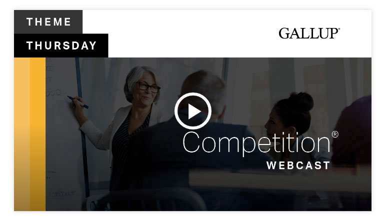 Play video: Theme Thursday Competition Webcast