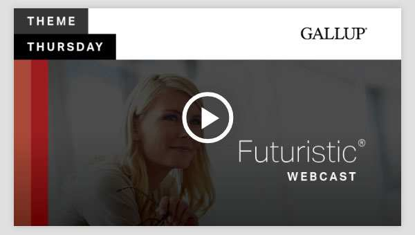 Play video about the Futuristic CliftonStrengths Theme