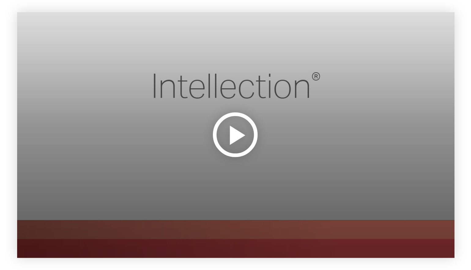 Play video: Intellection - Learn more about your innate talents from Gallup's Clifton StrengthsFinder!