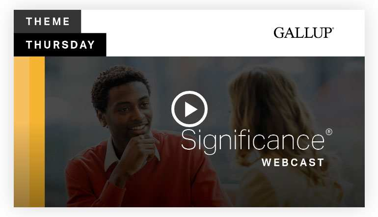 Play video: Significance Theme | CliftonStrengths