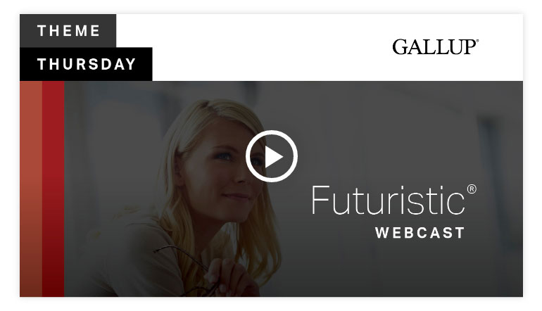Play video 2: Futuristic Theme | CliftonStrengths