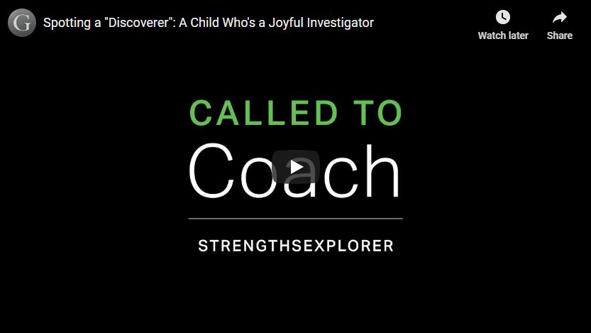 Play video: Discoverer - The Joyful Investigator