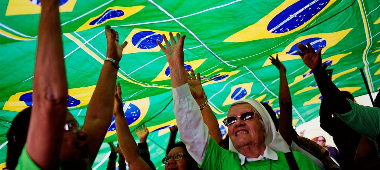 High Well-Being Could Salvage Healthcare in Brazil