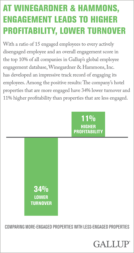 At Winegardner & Hammons, Engagement Leads to Higher Profitability, Lower Turnover