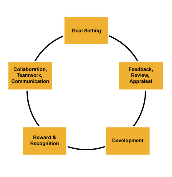 what your performance management system needs most essay As figure 1 shows, performance management is a four-step virtuous cycle that involves creating strategy and plans, monitoring the execution of those plans, and adjusting activity and objectives to achieve strategic goals.