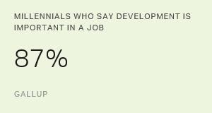 Millennials Want Jobs to Be Development Opportunities