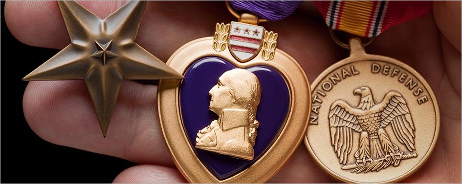 Helping America's Military Heroes