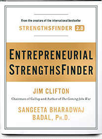 Read the Entrepreneurial StrengthsFinder book