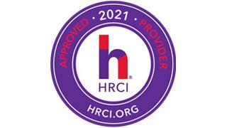 HR Certification Institute logo.