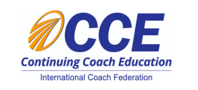 Continuing Coach Education logo