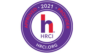 HR Certification Institute logo.