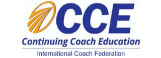 Continuing Coach Education logo.