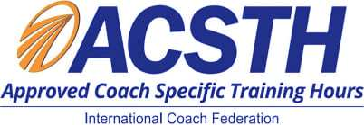 Approved Coach Specific Training Hours logo.