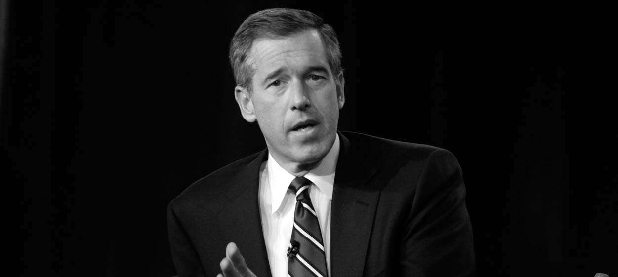 Brian Williams Situation Plays Out in Context of Already Low Trust in Mass Media