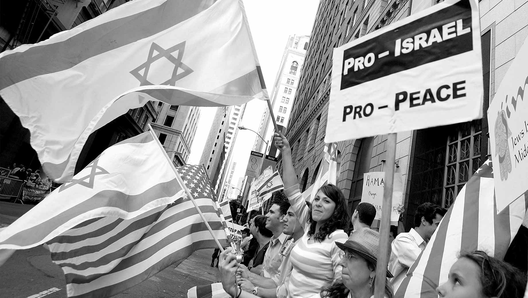 Americans' Views of Israel Remain Tied to Religious Beliefs