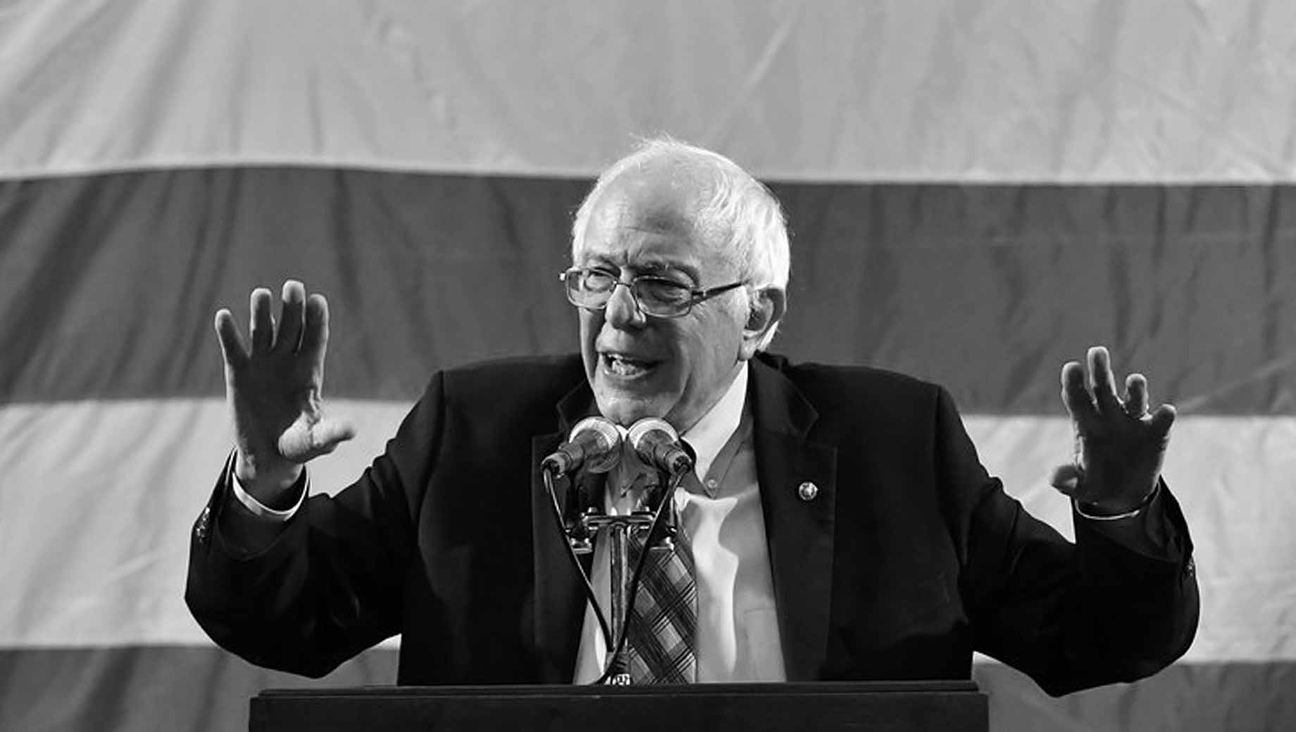 Sanders' Goal to Provide Basic Necessities for All