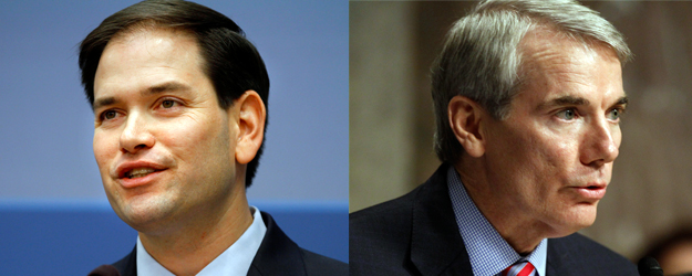 Rubio and Portman Unknown to Over Half of Americans