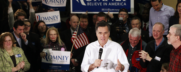 Majority of Conservatives See Romney as 'Acceptable'