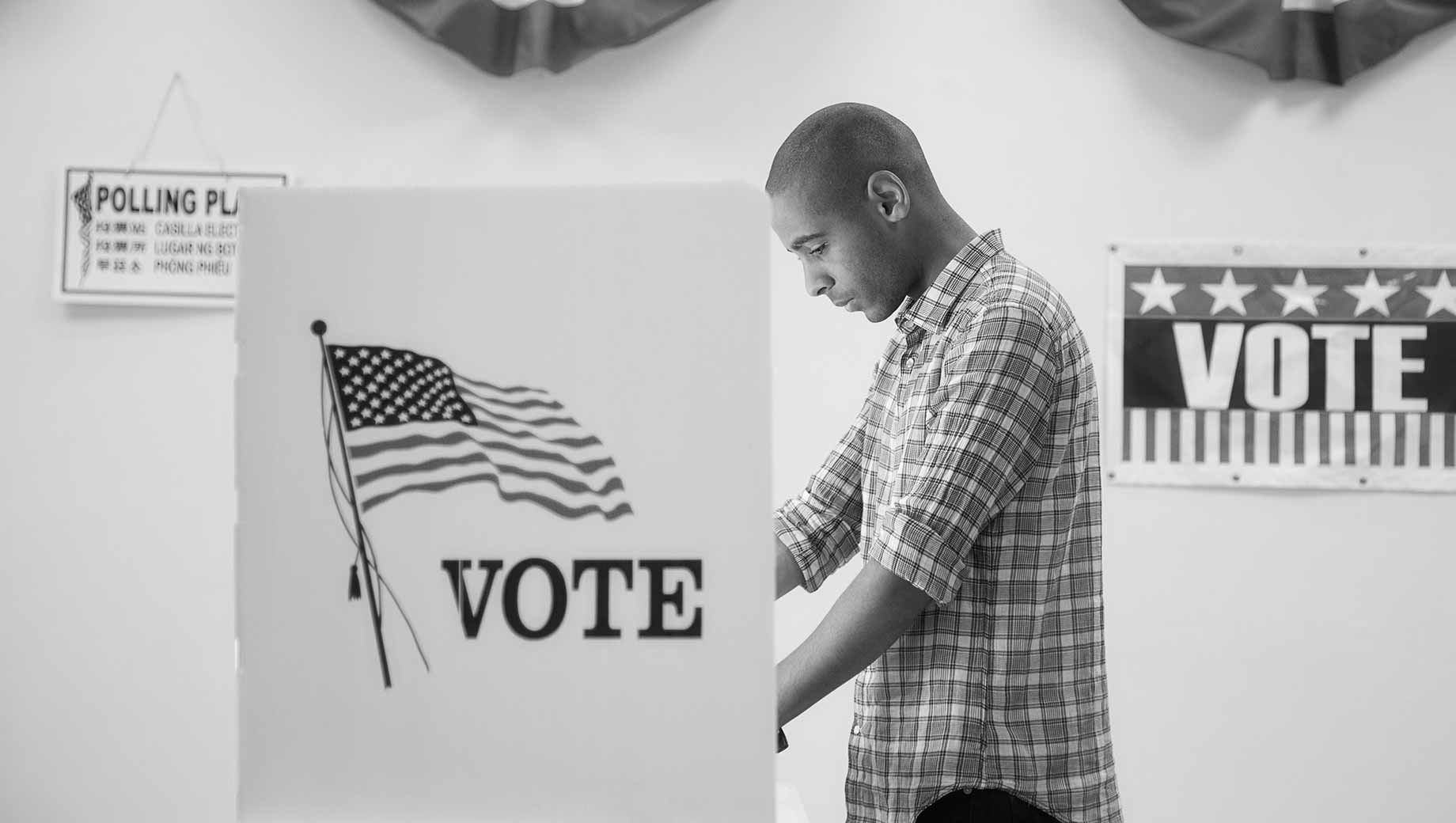 Faith in Elections in Relatively Short Supply in U.S.