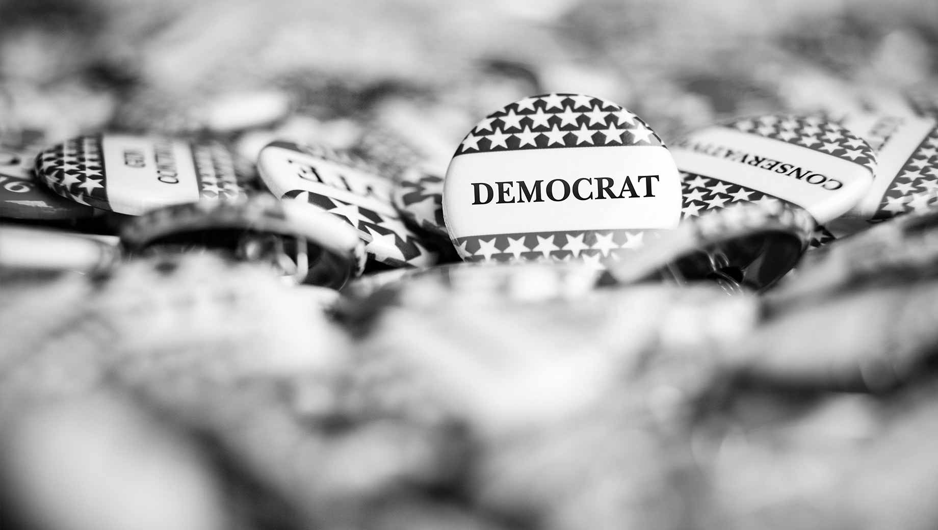 Understanding Shifts in Democratic Party Ideology