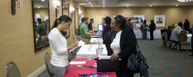 Americans See Tough but Improving Job Market