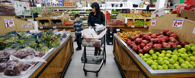 Americans' Self-Reported Spending Up Slightly in October