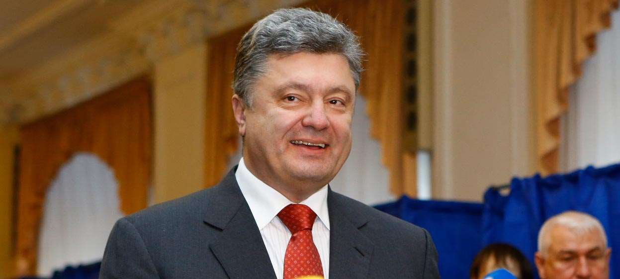 Ukrainians Approve of New President