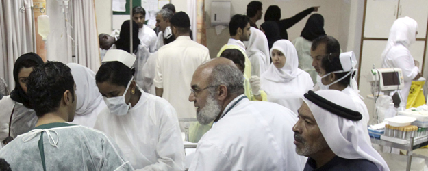 GCC Residents Highly Satisfied With Healthcare Access