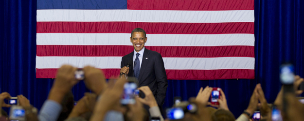 Most Americans Still Predict Obama Will Win 2012 Election