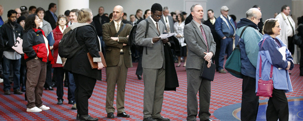 U.S. Unemployment Ticks Down in Mid-March